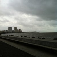 Photo taken at Marine Drive by Vanessa A. on 9/6/2012