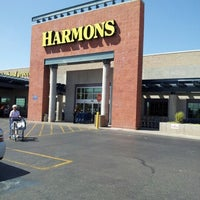 Photo taken at Harmons Grocery by Moe J. on 8/20/2012