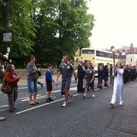 Photo taken at BBC Radio York by Matt F. on 6/20/2012