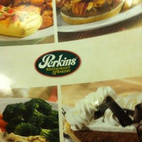 Photo taken at Perkins Restaurant & Bakery by Kris Anne B. on 5/1/2012