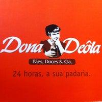 Photo taken at Dona Deôla by Renata G. on 5/3/2012