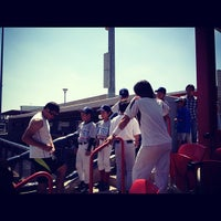 Photo taken at MLB Urban Youth Academy by Kimihito T. on 7/2/2012