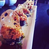 Photo taken at RA Sushi Bar Restaurant by Caroline L. on 4/21/2012