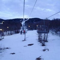 Photo taken at Bolton Valley Resort by Dave G. on 3/15/2012