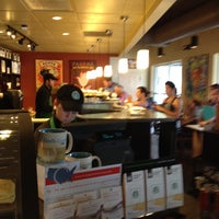 Photo taken at Starbucks by Laurie Weston D. on 8/21/2012