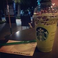 Photo taken at Starbucks by Thongchart T. on 6/28/2012