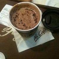 Photo taken at McCafé by Chaiane T. on 4/10/2012