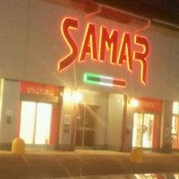 Photo taken at Samar by Matteo M. on 2/27/2012