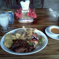 Photo taken at Selvin's Restaurant by Francis S. on 2/17/2012