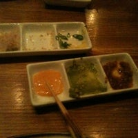 Photo taken at Robata JINYA by Eden N. on 2/15/2012