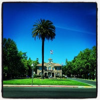 Photo taken at Sonoma Plaza by Andreas G. on 6/7/2012