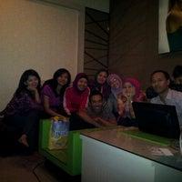 Photo taken at NAV Karaoke Keluarga by Irpan H. on 7/3/2012