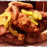 Photo taken at Prince's Hot Chicken Shack by Cheap F. on 8/30/2012
