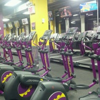 Photo taken at Planet Fitness by Miles T. on 7/4/2012
