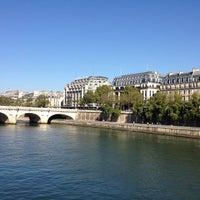 Photo taken at La Seine by Slightly F. on 9/9/2012