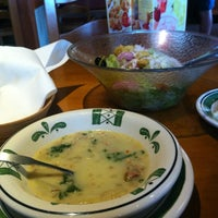 Photo taken at Olive Garden by Aunt L. on 7/31/2012