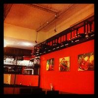 Photo taken at Arnolds Restaurant by Xris C. on 4/30/2012