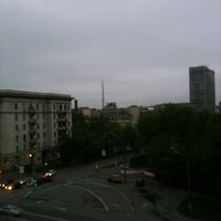 Photo taken at Общежитие Финуниверситета by Yurij C. on 5/9/2012
