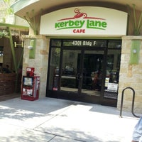 Photo taken at Kerbey Lane Cafe by Carlos G. on 9/8/2012