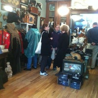 Photo taken at Obscura Antiques and Oddities by Eric F. on 4/22/2012