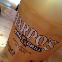 Photo taken at Harpo's by Karen G. on 2/18/2012