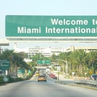 Photo taken at Miami International Airport (MIA) by melisa w. on 4/27/2012