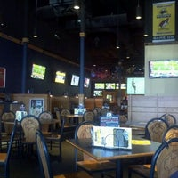 Photo taken at Buffalo Wild Wings by Jude F. on 3/27/2012
