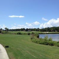 Photo taken at Palmetto Dunes Oceanfront Resort by Blanche T. S. on 8/31/2012