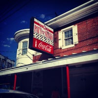 Photo taken at Pat's King of Steaks by Jo on 6/16/2012