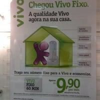 Photo taken at Vivo by Ana Paula B. on 4/18/2012
