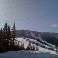 Photo taken at White Pass Ski Resort by Melanie N. on 3/4/2012