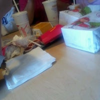 Photo taken at McDonald's by Lindsey S. on 9/8/2012