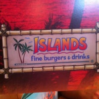 Photo taken at Islands Restaurant by Andy R. on 3/16/2012