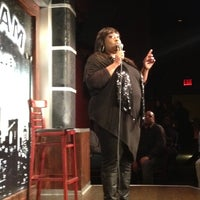 Photo taken at Gotham Comedy Club by Jessica Q. on 3/25/2012