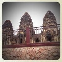Photo taken at Lopburi by Beautifon H. on 5/16/2012