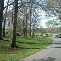 Photo taken at Biltmore Estate Main Gate by Jay G. on 4/2/2012