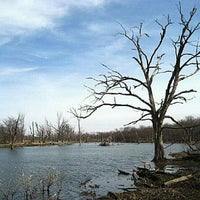 Photo taken at George Wyth Brinker Lake by JJT T. on 4/29/2012