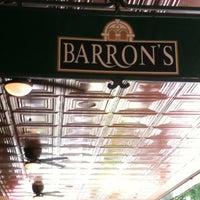Photo taken at Barron's - Sheraton Gunter Hotel by Eric W. on 6/2/2012