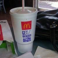 Photo taken at McDonald's by Mary Catherine J. on 3/25/2012
