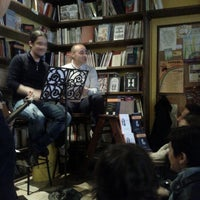 Photo taken at Caffè Letterario Aquisgrana by Roberta G. on 4/21/2012