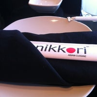 Photo taken at Nikkori by Jessica I. on 4/25/2012