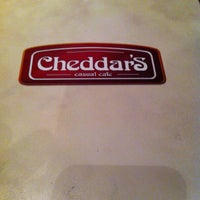 Photo taken at Cheddar's by Anthony H. on 5/21/2012