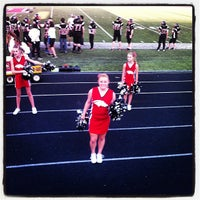 Photo taken at Bronco Football Stadium by Robert T. on 8/29/2012