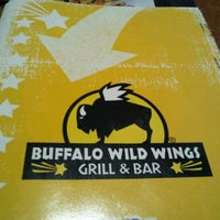 Photo taken at Buffalo Wild Wings by Shelton S. on 3/20/2012