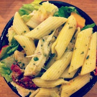 Photo taken at Sumo Salad by Donna L. on 5/25/2012