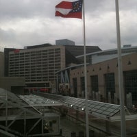 Photo taken at Georgia World Congress Center (GWCC) by Nuggets on 2/14/2012