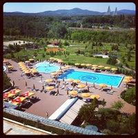 Photo taken at Aquaworld Resort & Spa by Denis on 8/28/2012