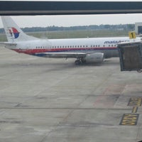 Photo taken at Sultan Ismail Petra Airport (KBR) by Ainatul A. on 6/24/2012