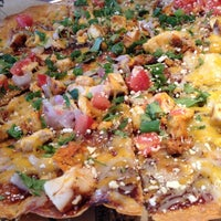 Photo taken at Sharky's Woodfired Mexican Grill by SeksiTyn V. on 6/5/2012