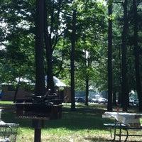 Photo taken at Eisenhower Park Field 2 by Joe D. on 8/25/2012
